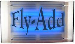 Discreet UV fly killers - Fly-Add -The original
